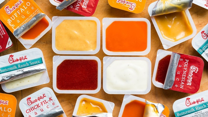 Four new sauces are headed to the beloved chicken chain.