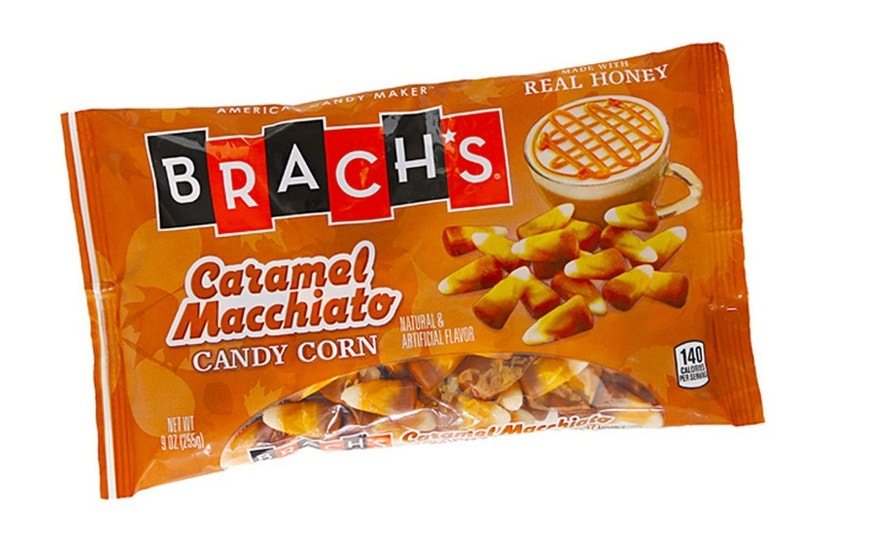 It may not replace the original, but new Caramel Macchiato corn was the favorite new seasonal variety.
