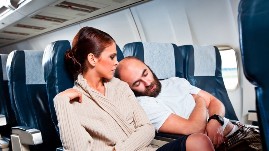 Most passengers want a little peace and quiet-- and their own space-- at 30,000 feet.