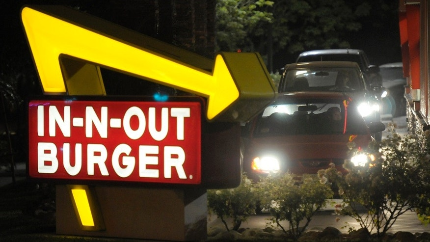 In-N-Out is suing third-party delivery service DoorDash.