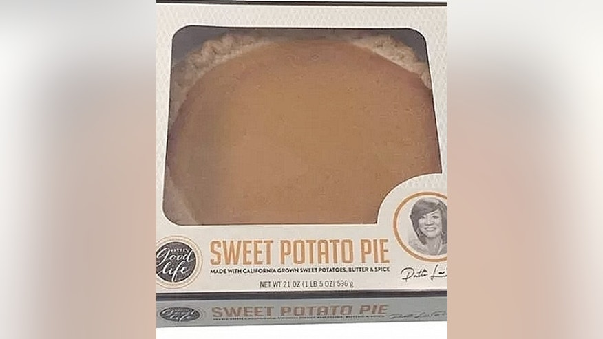 James Wright posted a musical online review of Patti LaBelle's sweet potato pie on Facebook that has received more than 8 million views.