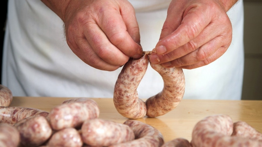 Fewer Brits are shelling out for sausage this fall.