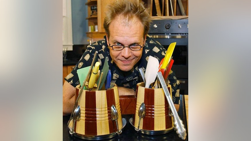 "Alton Brown says all the ""unitasker"" kitchen gadgets will force you to build a bigger house."