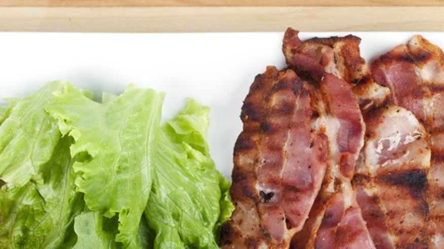 Which is worse for the environment: lettuce or bacon?