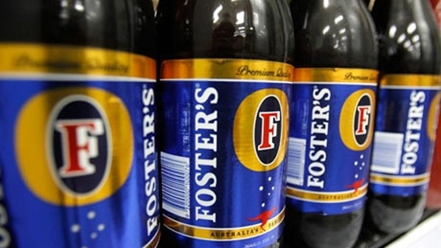 Foster's-- is it really Australian for beer?