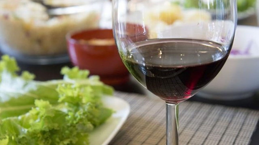 Some wine have as little as 90 calories per glass, while others can be up to 300.