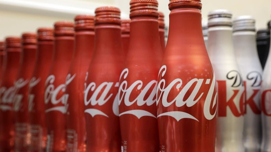 "The company Tuesday rolled out a new ad campaign, ""Taste the Feeling,"" which will be used to market Coca-Cola, Diet Coke and Coke Zero."