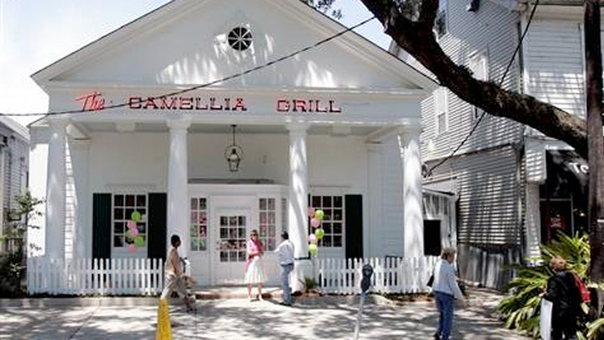 Camellia Grill has been serving classic diner fare since 1946.