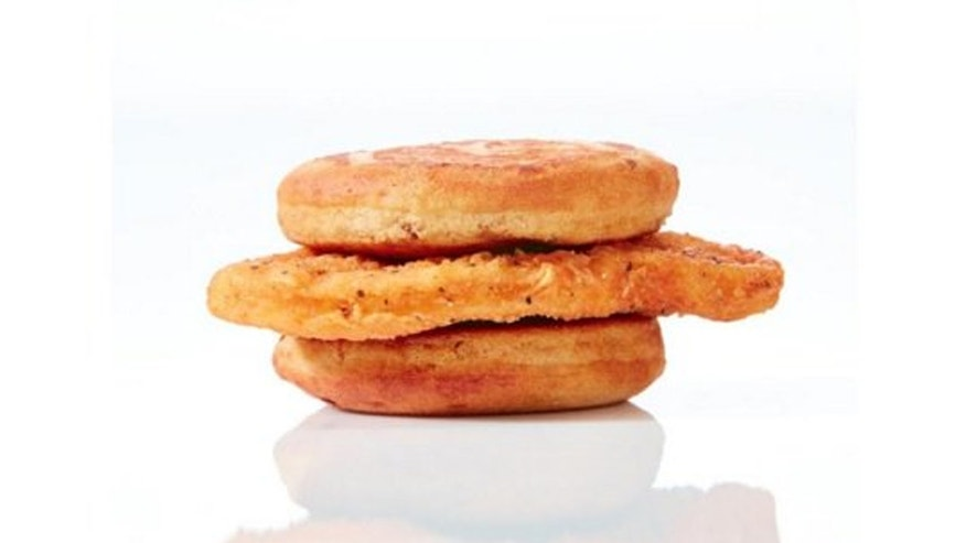McDonald's is testing a new Chicken McGriddle sandwich in selected Ohio restaurants.