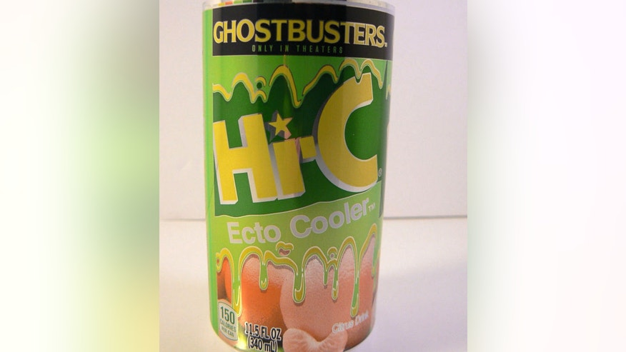 A new Ecto-Cooler Hi-C can as seen in a listing on eBay.