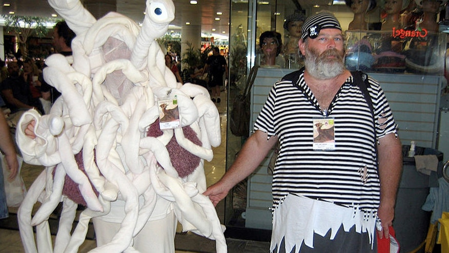 New Zealanders can now tie the noodle knot in a legally recognized Church of the Flying Spaghetti Monster wedding ceremony.