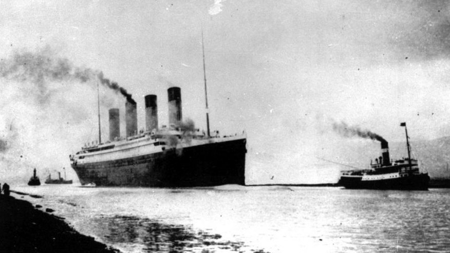On April 10, 1912, the Luxury liner Titanic departed Southampton, England, for her maiden Atlantic Ocean voyage to New York.