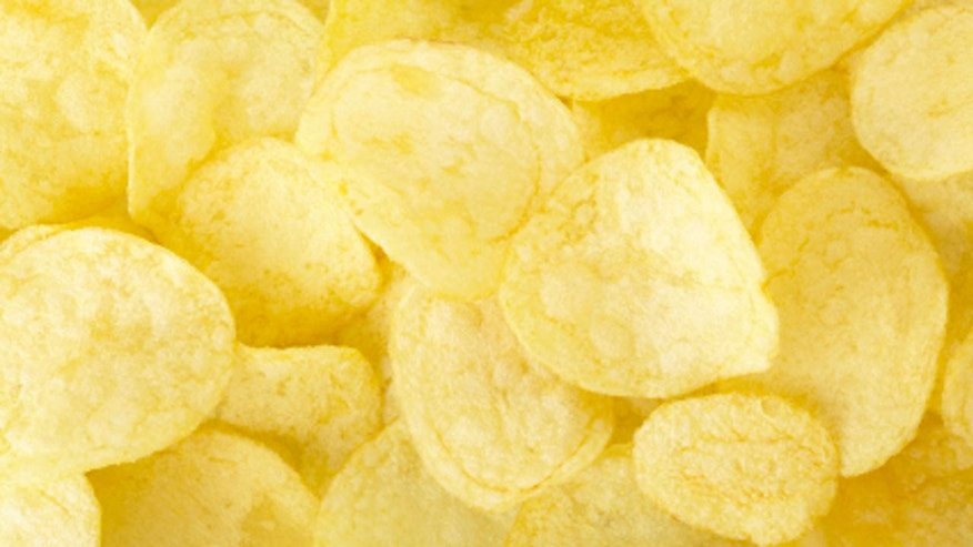 Today potato chips are the most popular snack food in America and are ...