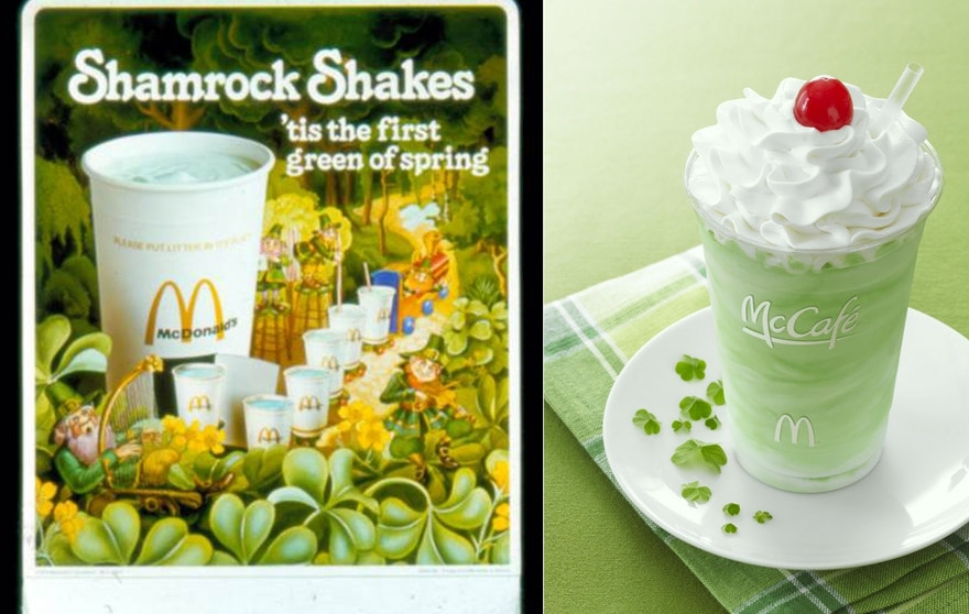 The Shamrock Shake - Ronald McDonald House Charities of Kentuckiana