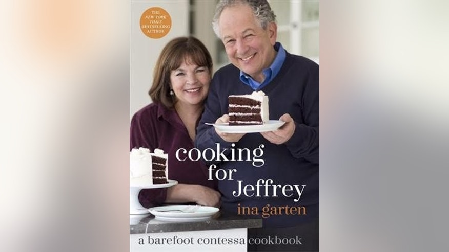 Ina Garten is sharing her husband's favorite recipes.