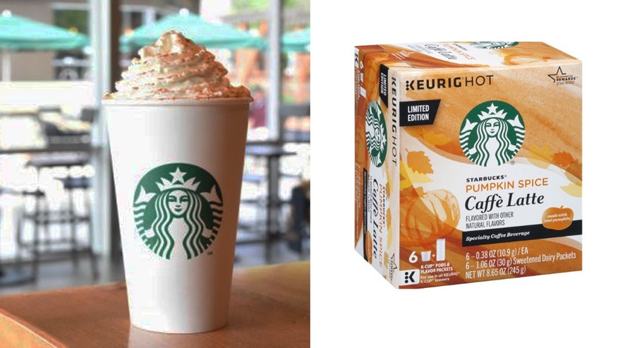 Soon you can brew a Pumpkin Spice Latte at home.