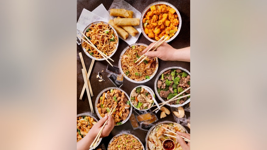 A food writer's poem about Chinese food is leaving a bad taste in people's mouth.