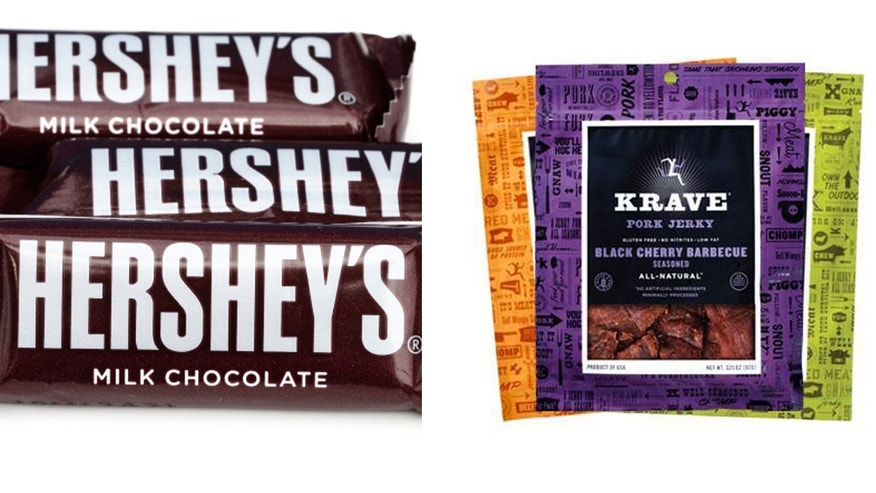 Hershey's is expanding its meat offerings.