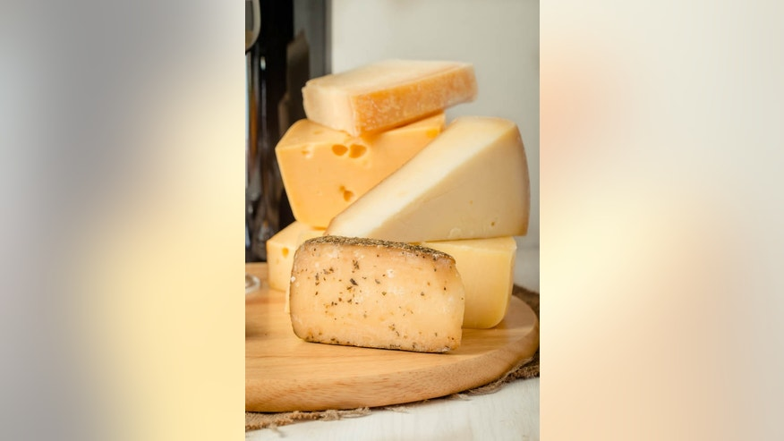 America is sitting on millions of pounds of cheese.