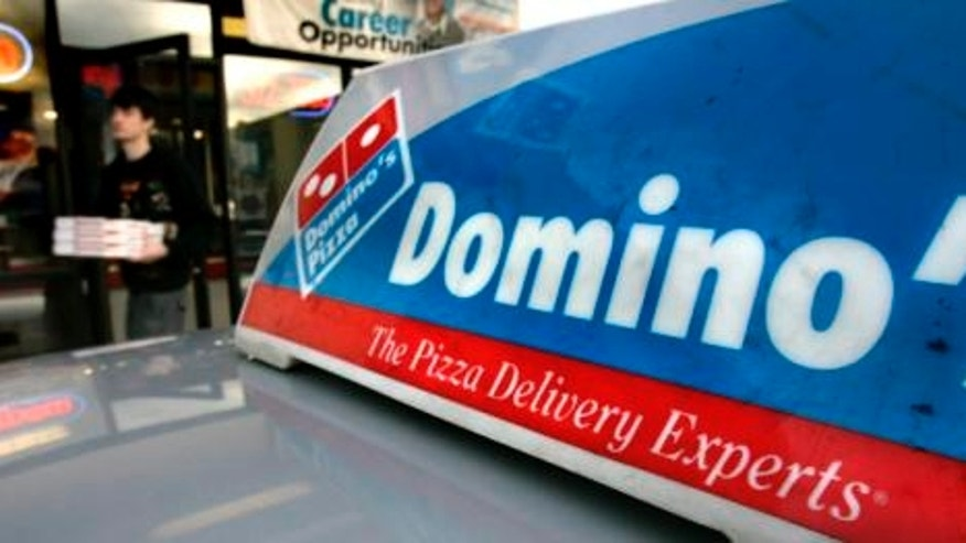 A crew at a Salem, Ore. Domino's has been credited with saving a regular's life.