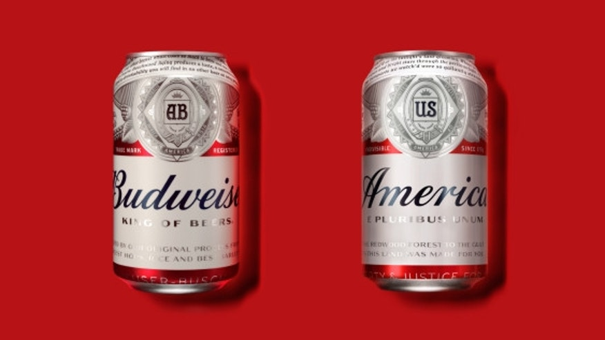 Budweiser's new cans debut May 23.