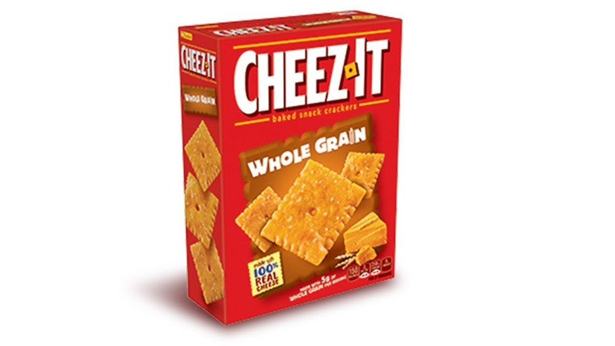 A lawsuit alleges that Whole Grain Cheez-It crackers are nearly identical nutritionally to the original version.