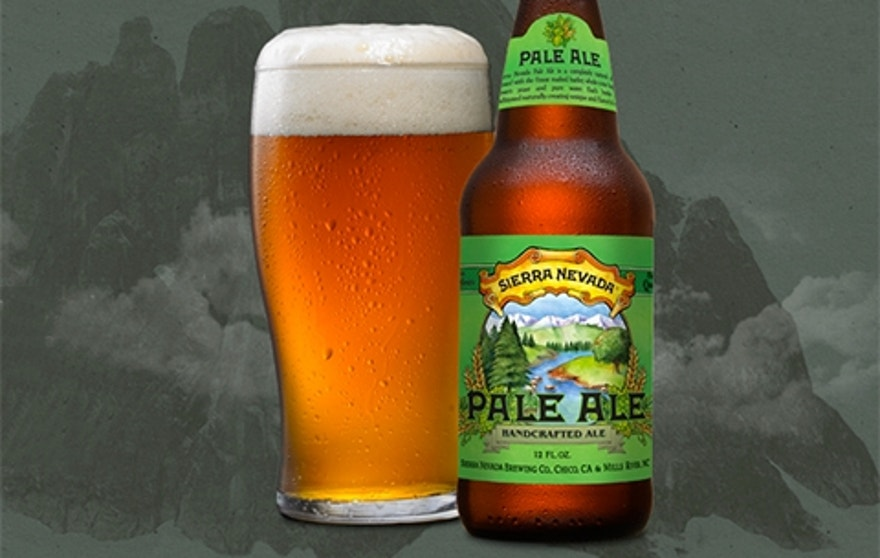 This hoppy brew is made in California.