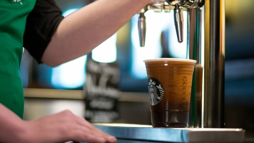 Starbucks is tapping into the nitro coffee trend this summer.