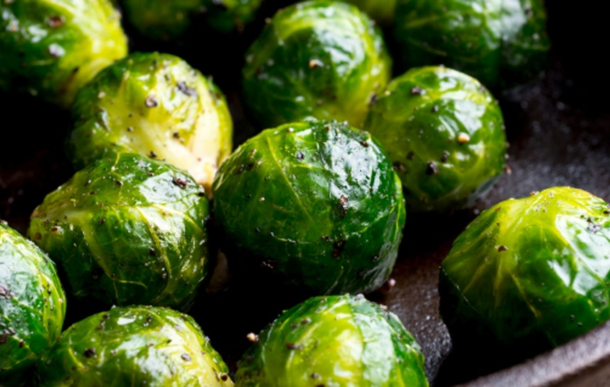 Cooking veggies on a grill has never been easier.