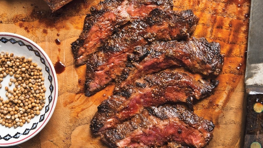 Forget filet. Skirt steak is a flavorful cut of meat at a fraction of the price.