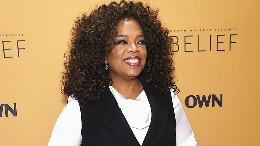 Oprah Winfrey is debuting her first cookbook with the launch of her own imprint.