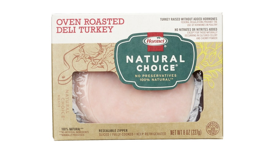 "Hormel foods is being accused of misleading consumers with its ""Natural Choice"" line of meats."