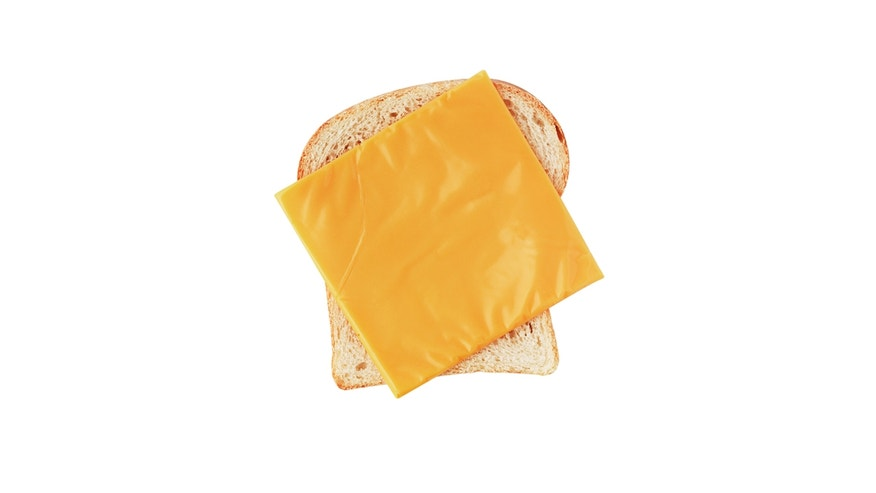 Making grilled cheese? Keep it simple with a slice of American cheese.