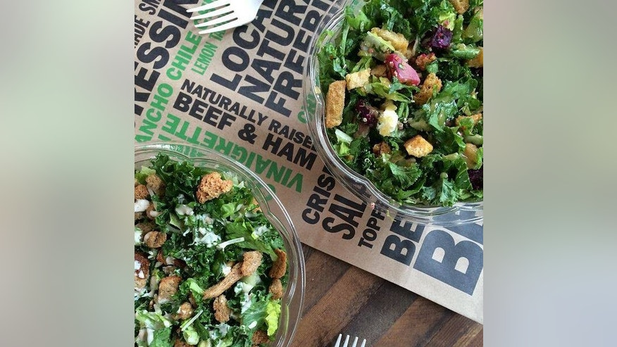Some salads at a few popular chains are well over 1,000 calories.