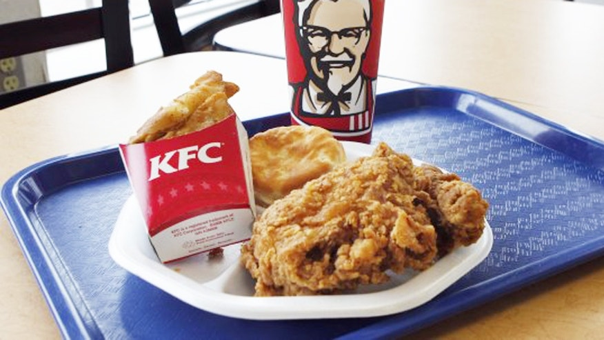 Eating pizza with a fork is definitely unacceptable. But what about fried chicken?