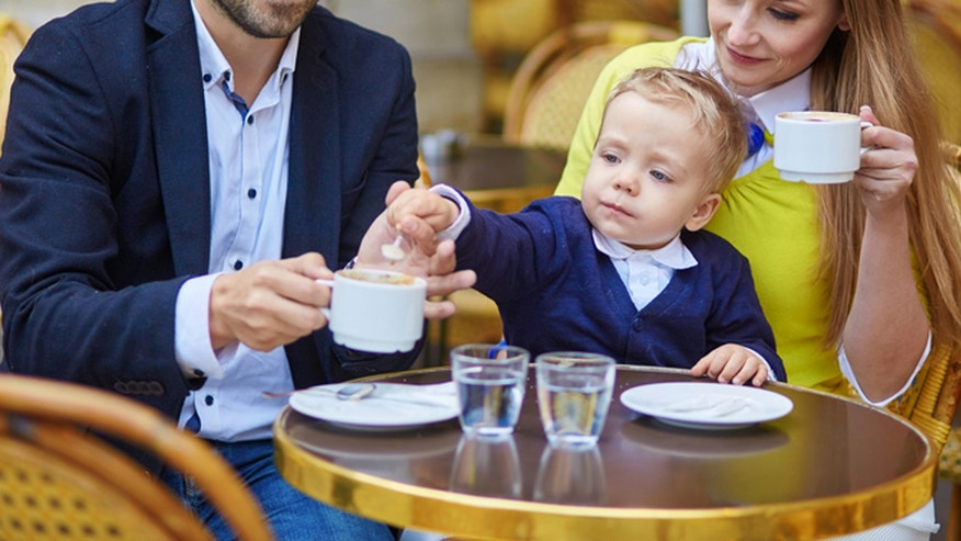 Is it safe for kids to drink coffee?