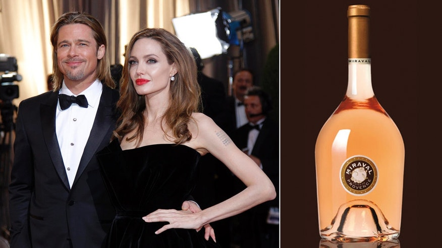 Brad Pitt and Angelina Jolie have had great success with their French rose-- Miraval.