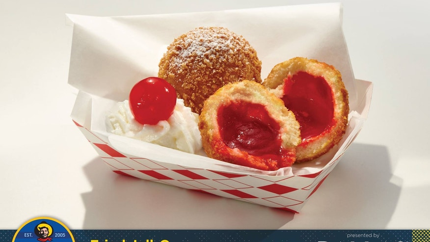 Fried Jell-O captured the hearts, and stomachs, of judges at the pre-awards food ceremony for the State Fair of Texas.