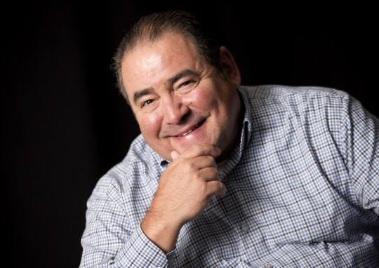 Emeril Lagasse feasts globally on new Amazon Prime series