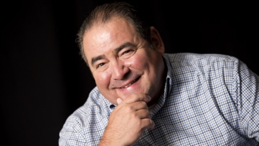 Emeril Lagasse tastes the world on a new Amazon Prime show.