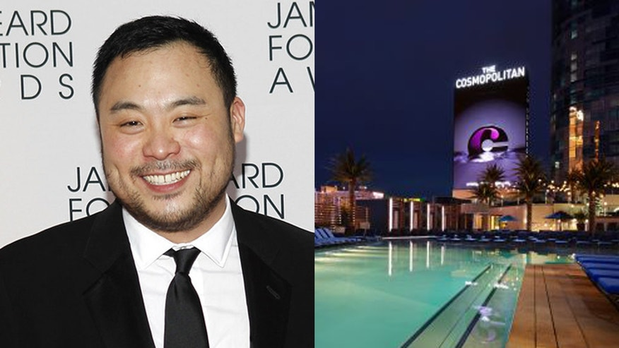 David Chang, the superstar chef behind Momofuku Ko, is opening a new eatery at The Cosmopolitan.
