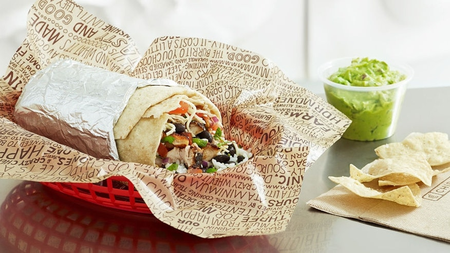 A hospitalized Chipotle diner has reportedly asked for more food from the chain.