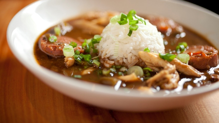 Do kale and quinoa belong in gumbo? Disney says yes. Louisiana says no.