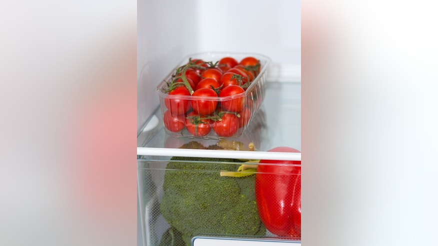 Keeping tomatoes in the fridge may not be good idea.