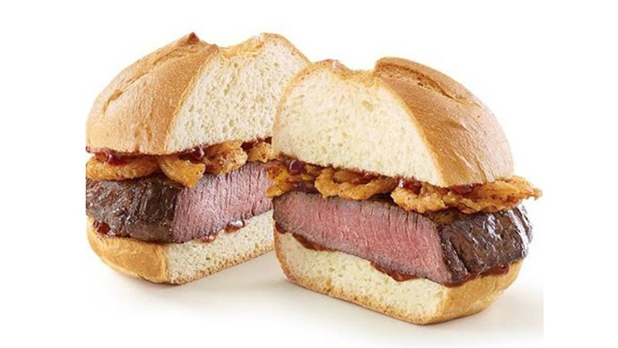 Arby's says hunters will love their new deer meat sandwich.