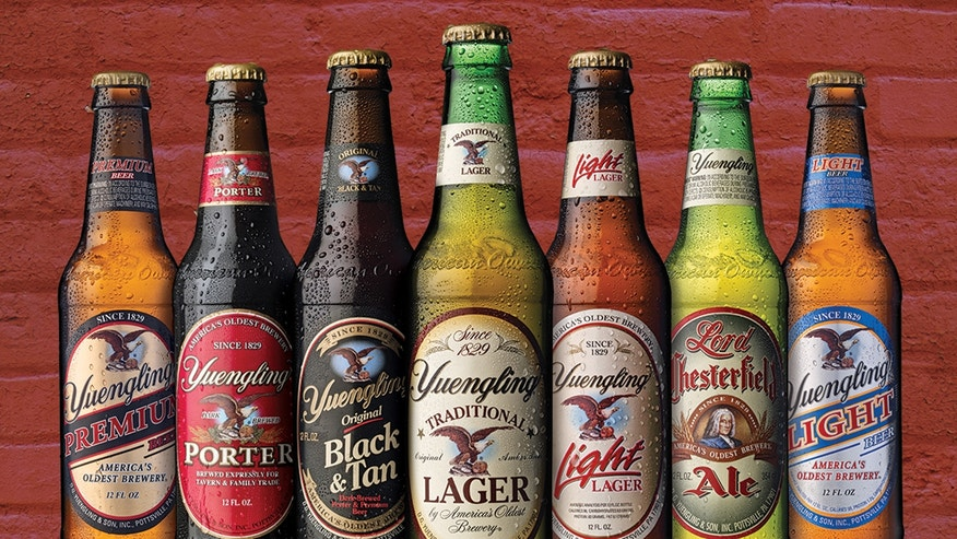 Founded in 1829, D.G. Yuengling & Son is America's oldest brewery.