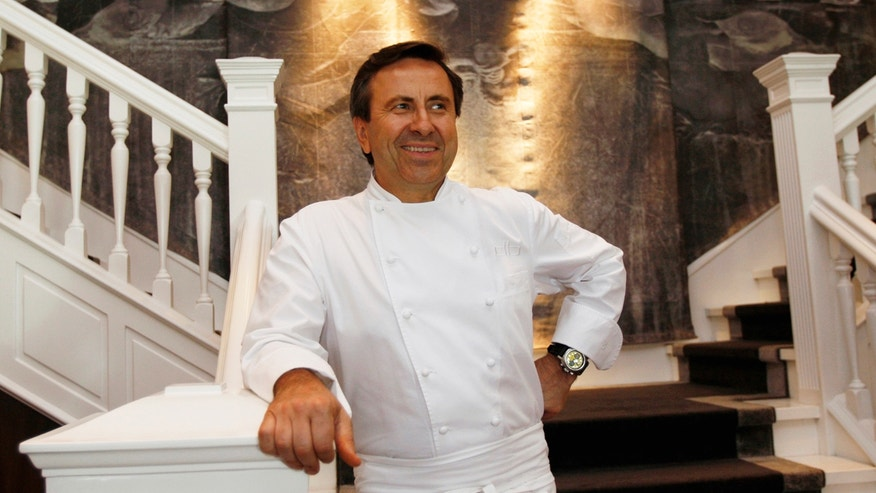French chef Daniel Boulud is known for his expensive eateries.
