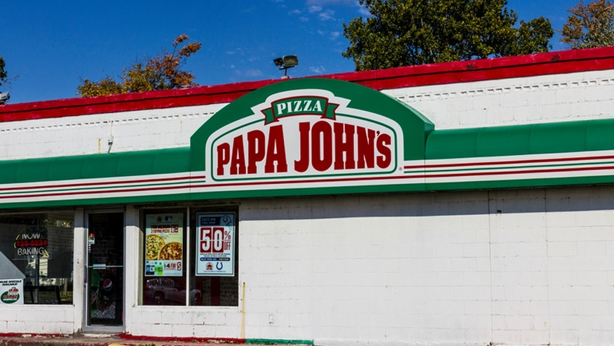 Papa John's is an official sponsor of the NFL.
