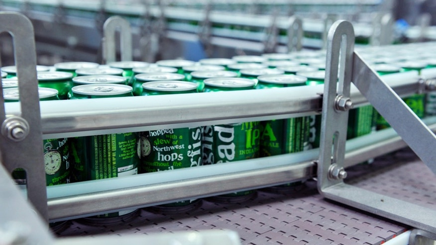 Dogfish Head is now canning its 60 Minute IPA.