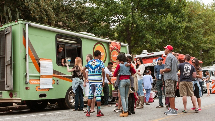 Food trucks in Portland are bouncing back from a spate of robberies and attacks.